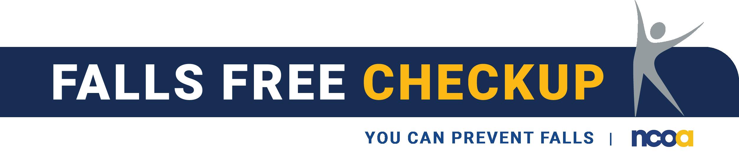 Falls Free Checkup Logo