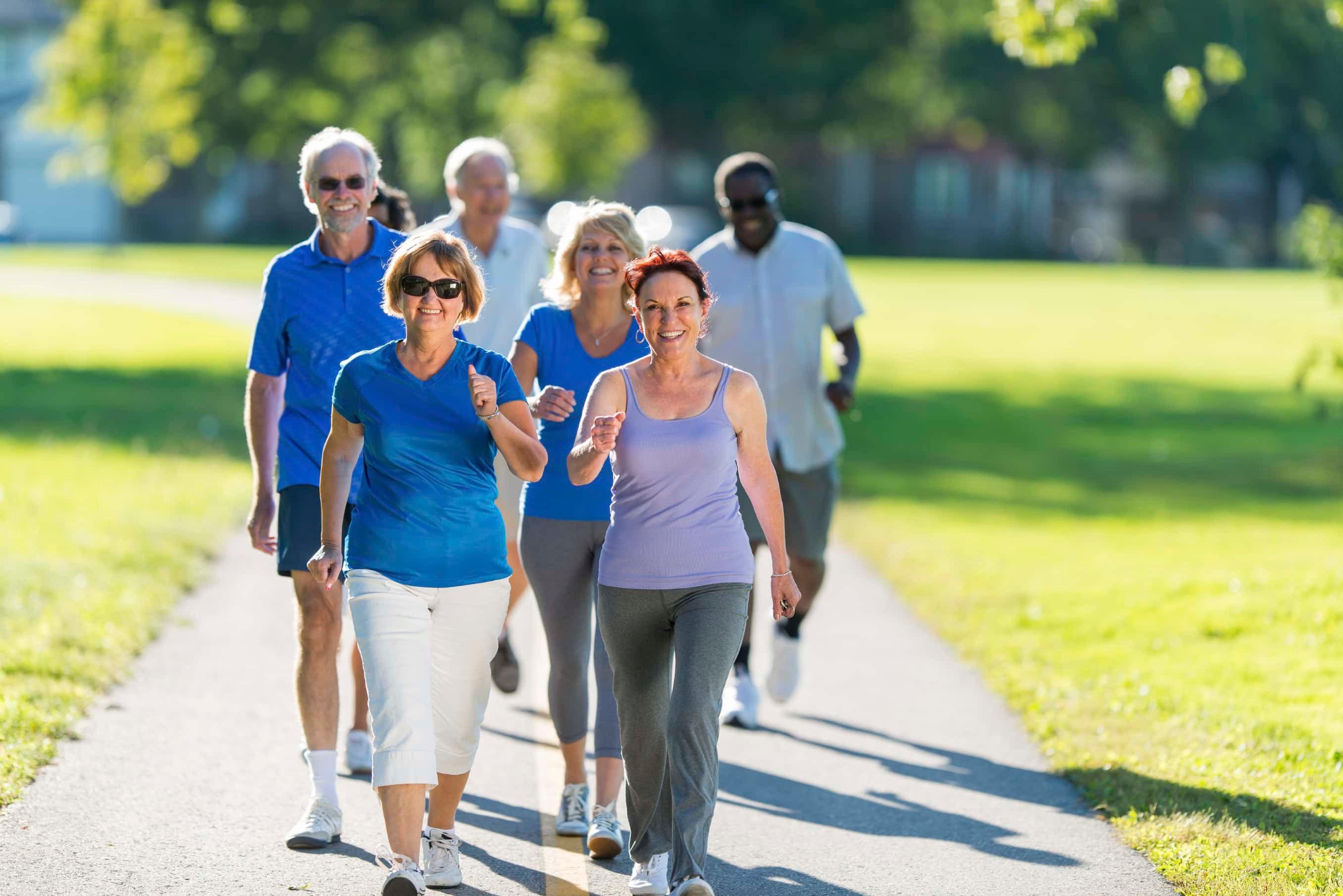 Healthy Active Seniors