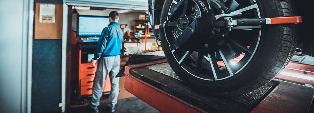 Wheel Alignment Shop