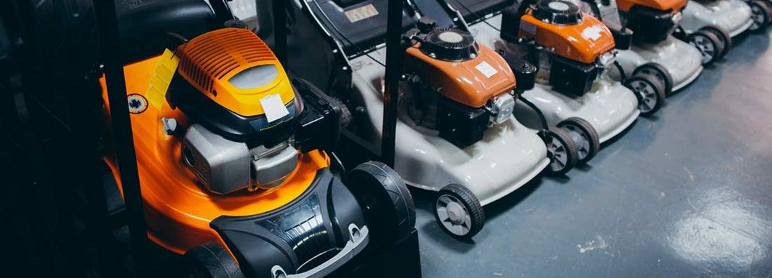 Lawn Mower Store Insurance