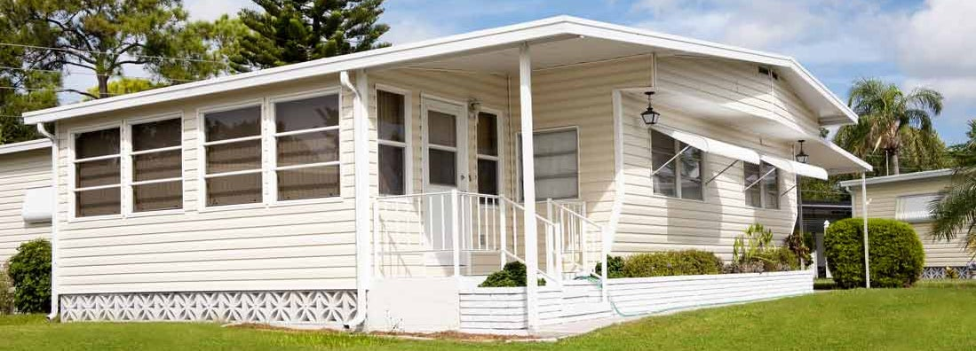 Mobile and Modular Home Insurance