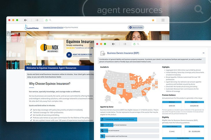 Agent Resources on TrustedChoice.com