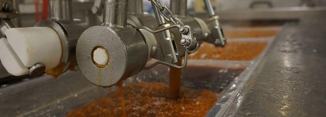 Prepared Sauce Manufacturing