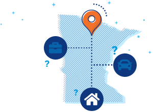 minnesota home insurance icon
