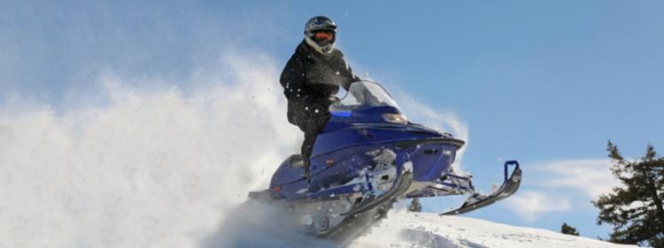 Insure Your Snowmobile Year-Round