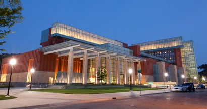 Business school at the University of Michigan in Ann Arbor