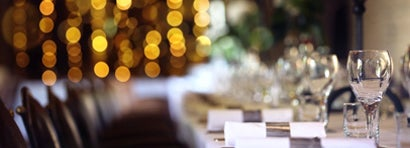 Fine Dining Restaurant Insurance
