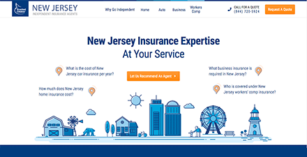 New Jersey State Web Portal