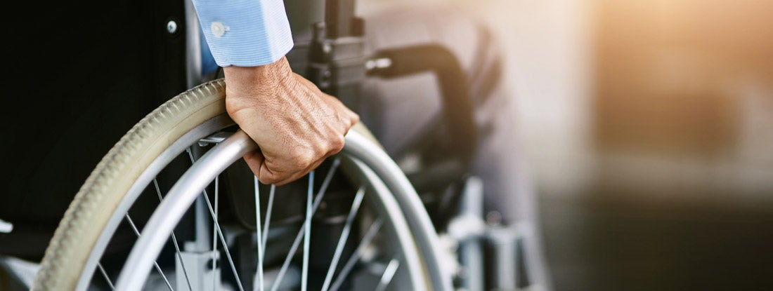 Disability insurance and taxes