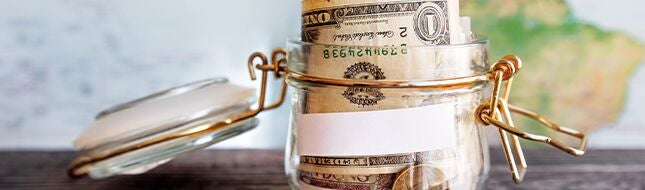 savings account to save for  vacation