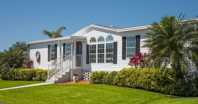 How mobile homes are insured