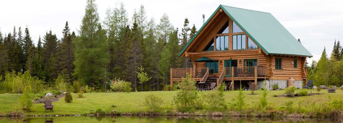 How to insure a cabin