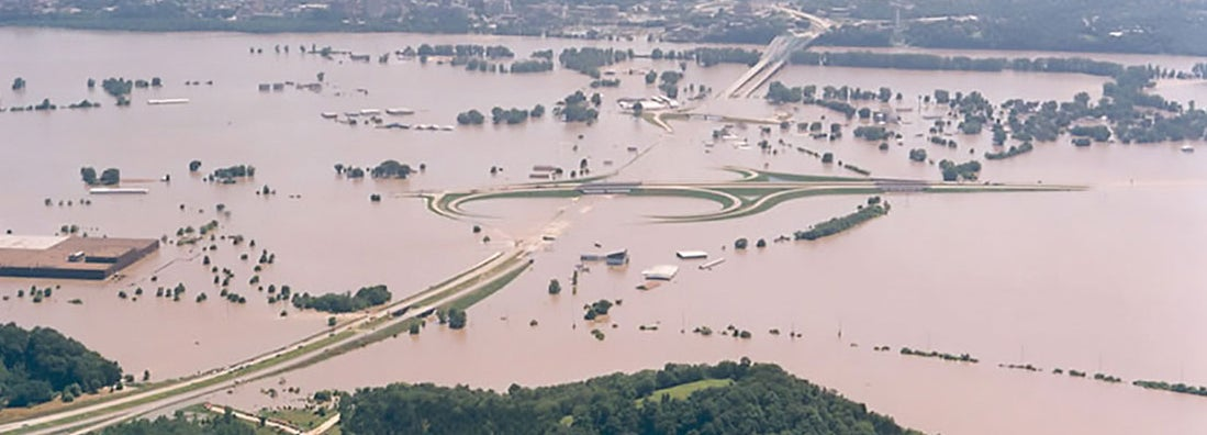 Great Flood of 93