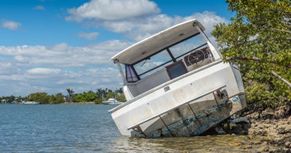 Renters broke my boat