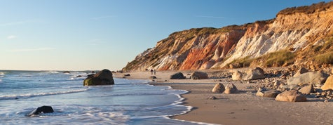 The Cliffs at Gay Head, Martha's Vineyard