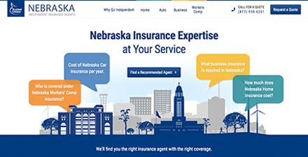 Nebraska State Web Portal