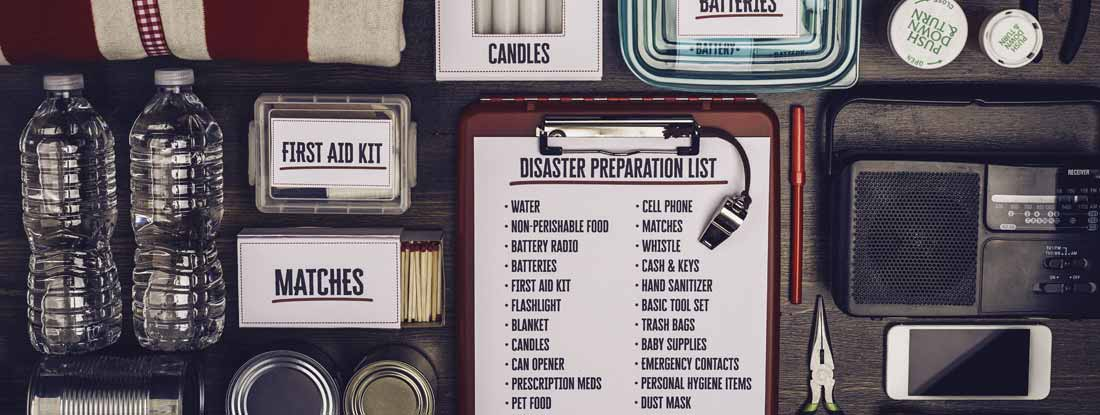 Emergency Preparedness Supply Store Insurance