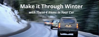 Winter car items