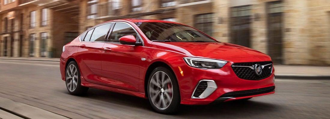 Buick Regal Insurance