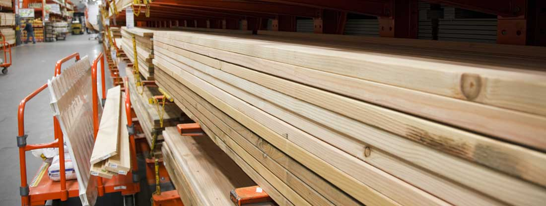 Prefabricated building supply store insurance