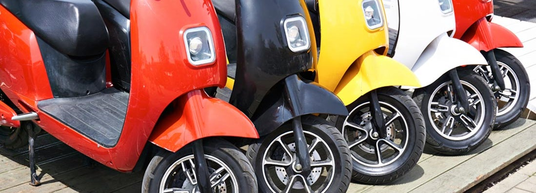 Moped and Scooter Dealer Insurance