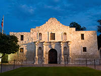 The Historic Alamo