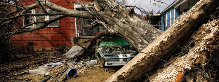 Hurricane Katrina was one of the most expensive disasters in U.S. history.
