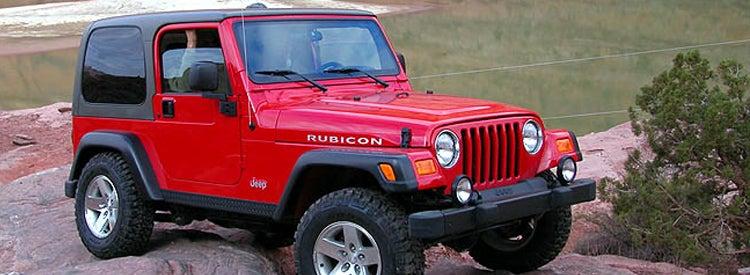 Jeep Wrangler 1997-1999