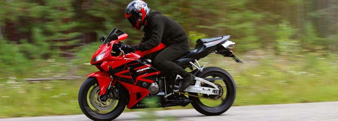 Streetbike and Sportbike Insurance