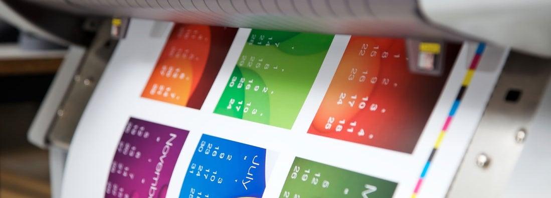 Calendar printing insurance
