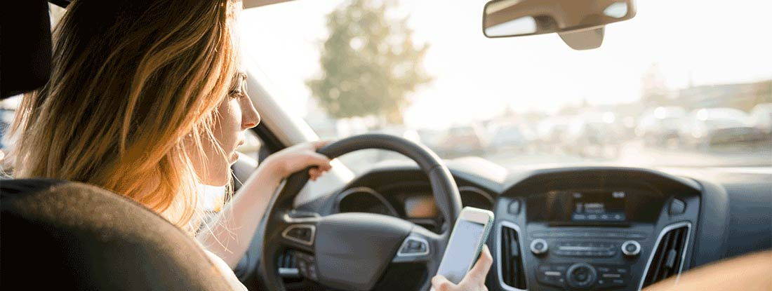Distracted Driving Laws in Vermont