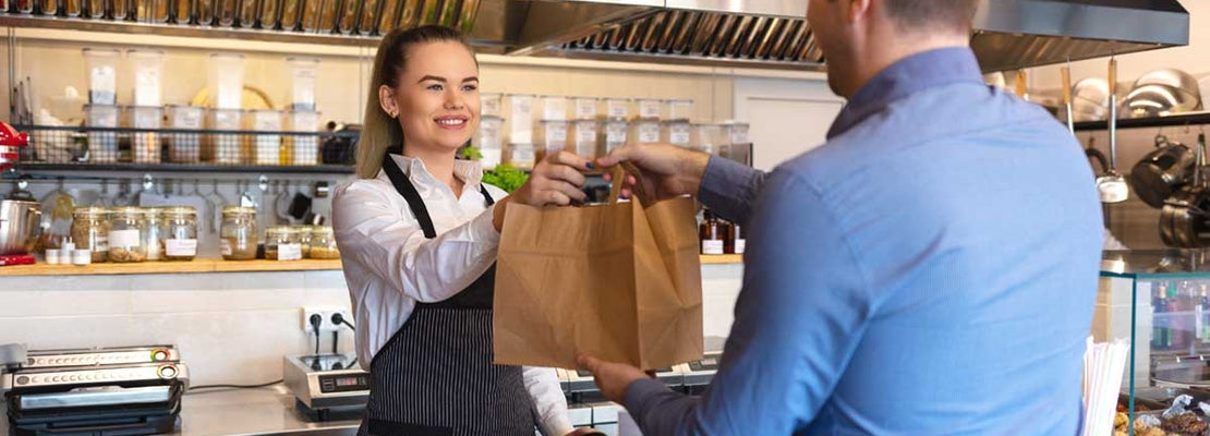 How to insure a carryout only restaurant