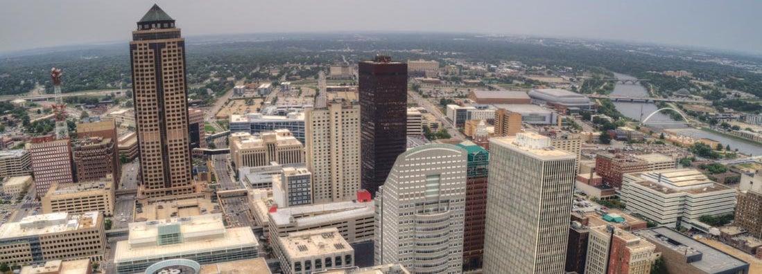 Des Moines Iowa business insurance