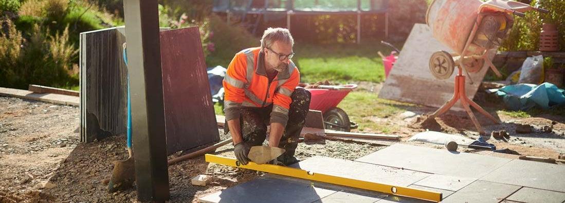 Patio Construction Company Insurance