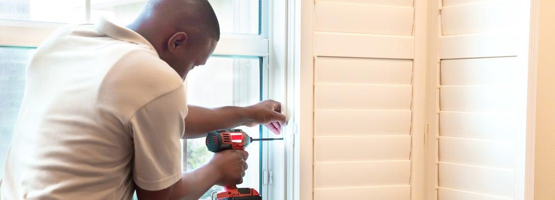 Shutter install contractors insurance