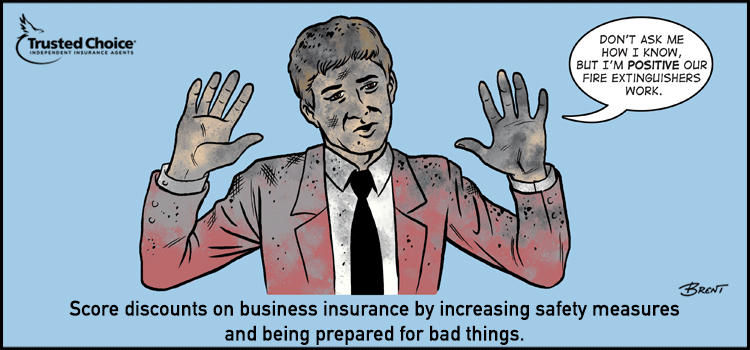 Business Insurance Discounts
