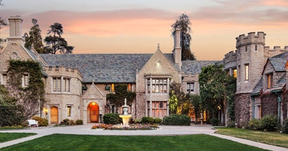 How to insure the playboy mansion