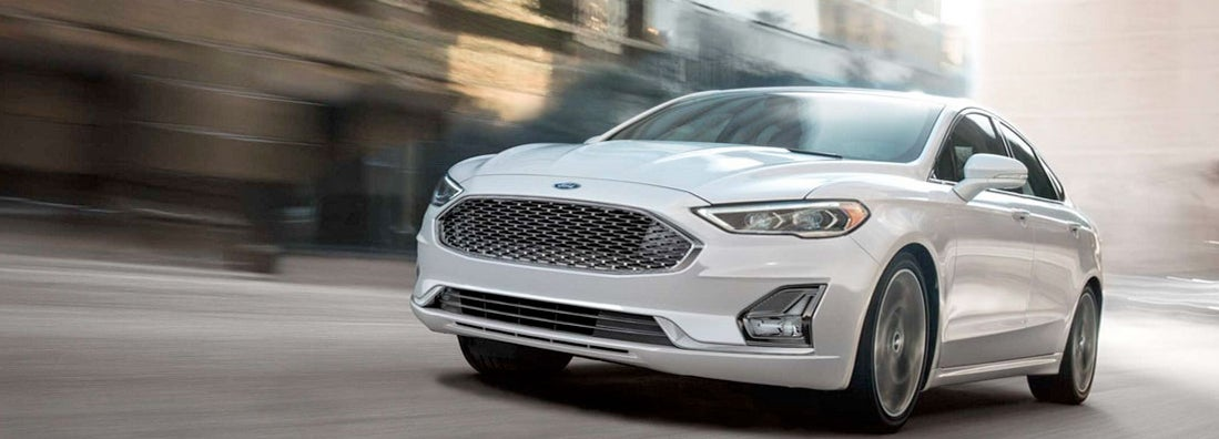 Ford Fusion Car Insurance