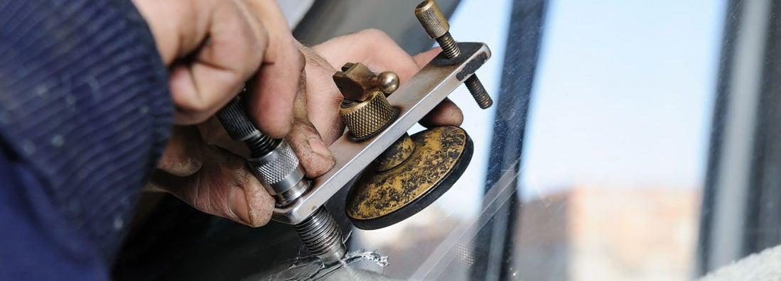 Windshield repair shop insurance