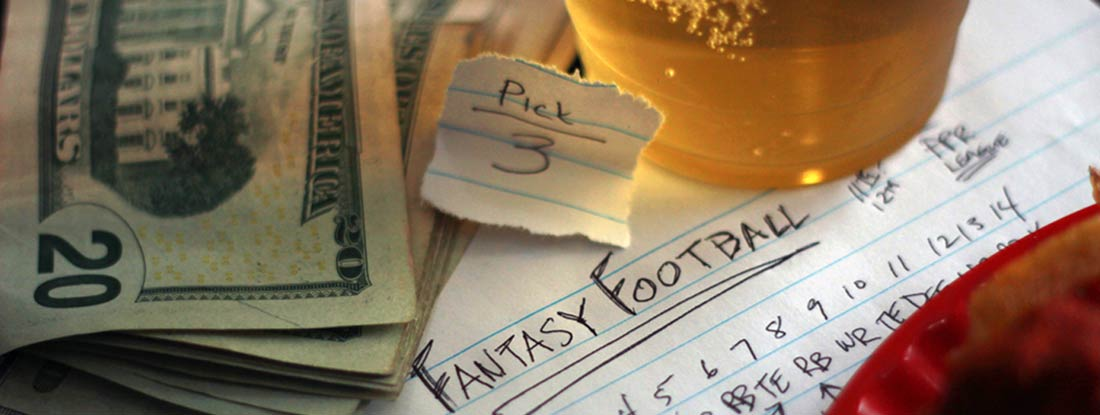 Fantasy sports insurance