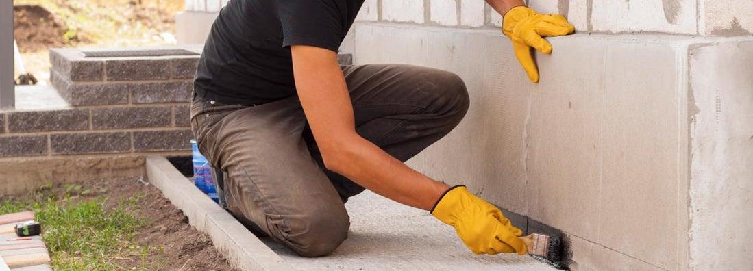 Water proofing contractors insurance