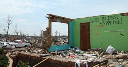 Joplin tornadoes