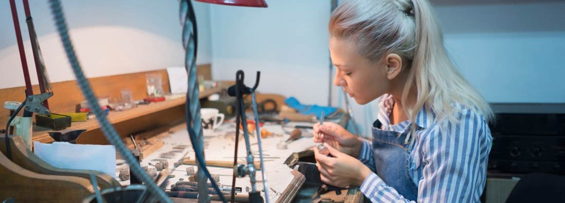 Jewelry Repair Shop Insurance