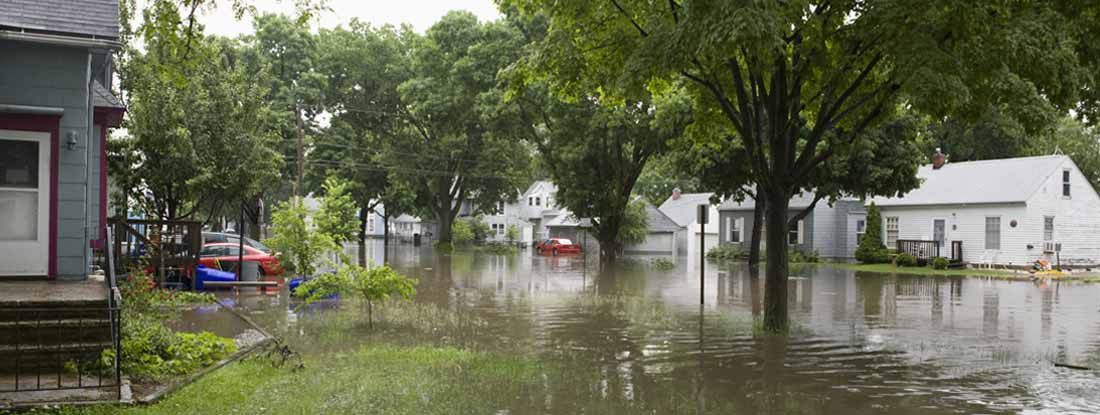 5 steps after your home takes flood damage