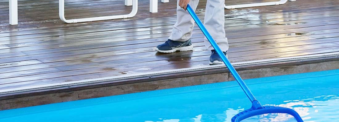 Pool cleaning contractors insurance