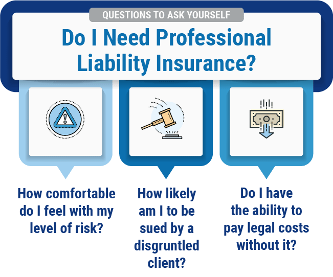 Do I need professional liability insurance