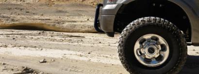 Off road truck tires
