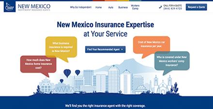 New Mexico State Web Portal