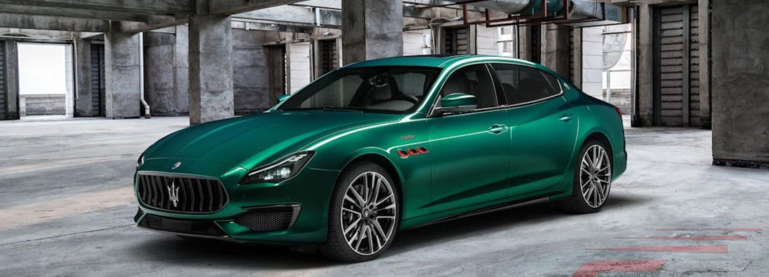 Maserati Insurance