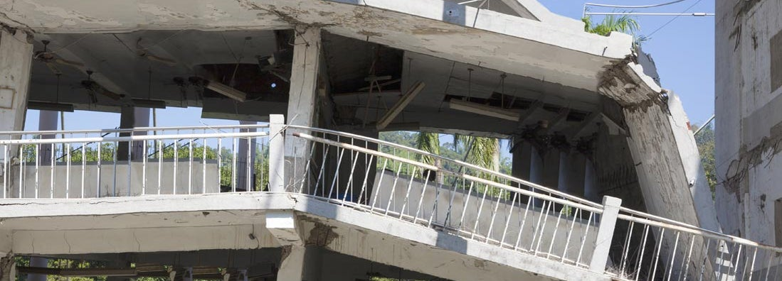 Earthquakes - Consumers need special insurance for